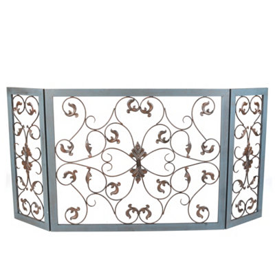 Fabrice Fireplace Screen
