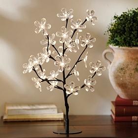 Pre-Lit Blossom Tree