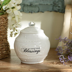 Blessings Jar with Blessing Cards