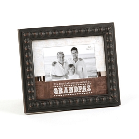 Grandpas Photo Frame, 4x6