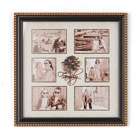 Family Tree Collage Frame