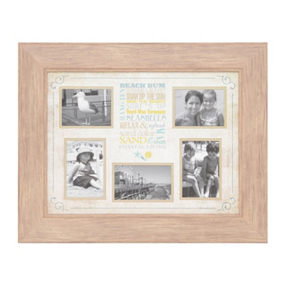 Coastal Living Collage Photo Frame
