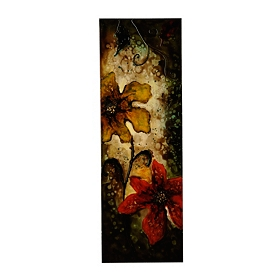 Night Blooms I Canvas Art Print