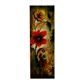 Night Blooms II Canvas Art Print