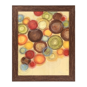 Wednesday Whimsy I Small Framed Art Print