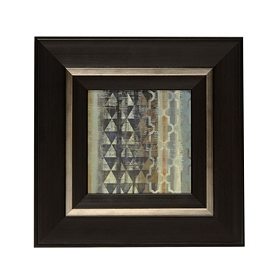 Tribal Modeme II Framed Art Print