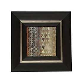 Tribal Modeme IV Framed Art Print