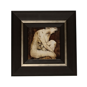 Poise & Grace I Framed Art Print