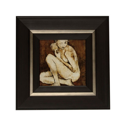 Poise & Grace II Framed Art Print
