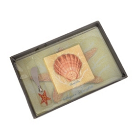 Seaside Cutting Board Set