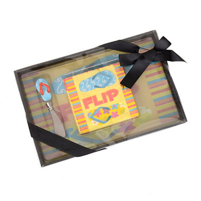 Flip Flop Cutting Board Set