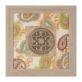 Calming Spice Shadowbox