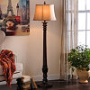 Glossy Bronze Floor Lamp