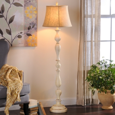 Cream Bella Floor Lamp