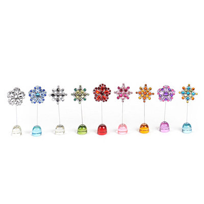 Jeweled Photo Clip