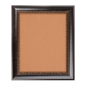 Bronze Frame Cork Board