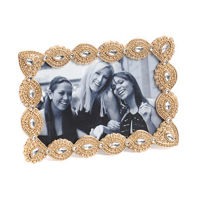 Ornate Gold Picture Frame, 4x6