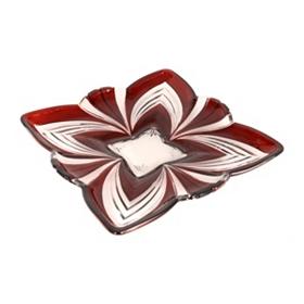 Aurora Ruby Platter