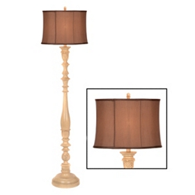 Minerva Floor Lamp