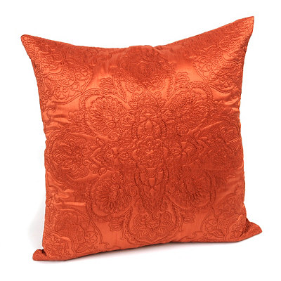 Spice Orange Lapernie Pillow