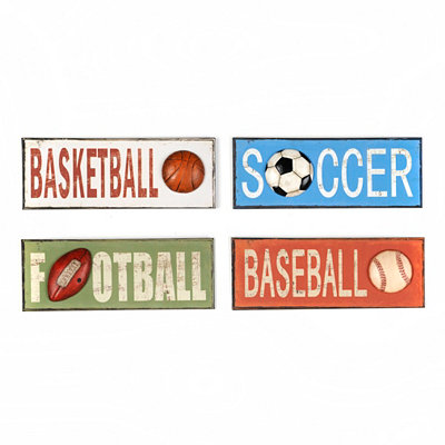 Have a Ball Wall Plaques