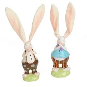 Floppy Ear Bunny Statues