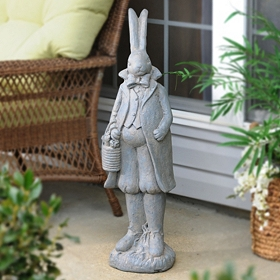 Mr. Rabbit Statue