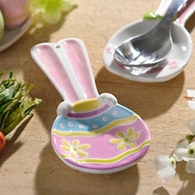 Easter Bunny Spoon Rests