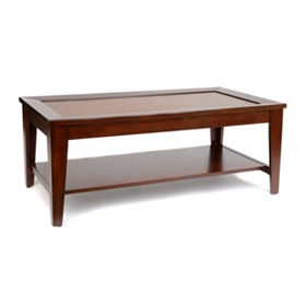 Davison Cherry Wood Coffee Table