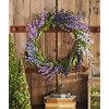 Lavender Wreath, 22 in.