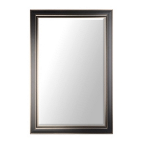 Black and Silver Mirror