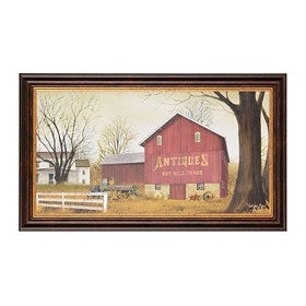 Antique Barn Framed Art Print