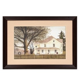 Grandma's House Framed Art Print