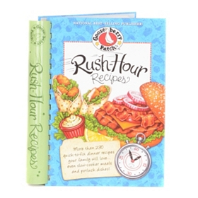 Rush-Hour Recipes Cookbook