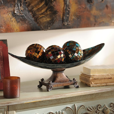 Mosaic Orb Bowl Set