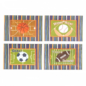 Play Ball Canvas Art Prints