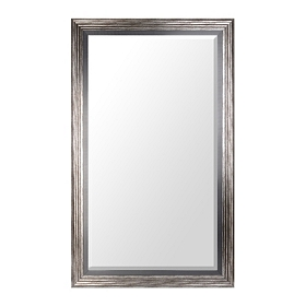 Graphite Framed Mirror