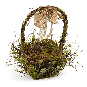 Moss & Twig Basket