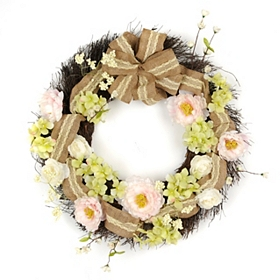 Parisian Romance Wreath, 30 in.