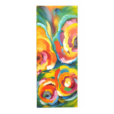 Spring Floral I Canvas Art Print