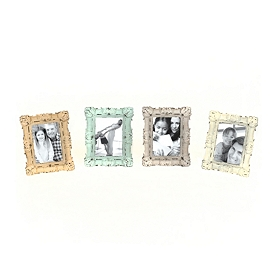 Ornate Vintage Picture Frames, 5x7