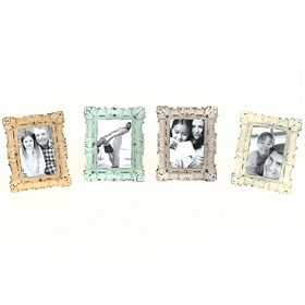 Ornate Vintage Picture Frames, 8x10