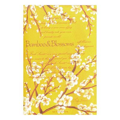 Bamboo & Blossoms Sachet