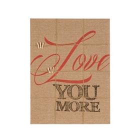 Love You More Memo Board