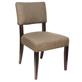 Portola Brown Accent Chair
