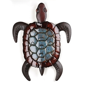 Sea Turtle Wall Plaque