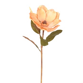 Cream Magnolia Stem, 26 in.