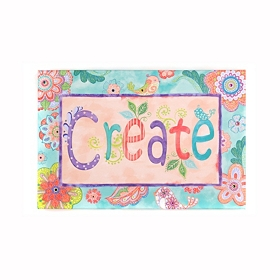 Create Canvas Art Print