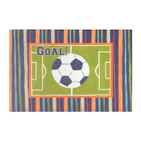 Goal Canvas Art Print