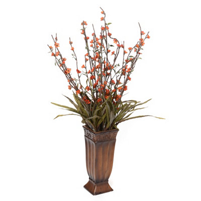 Orange Blossom Floral Arrangement